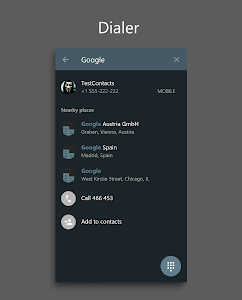 DarkMTRL Thyrus CM12 Theme v3.8