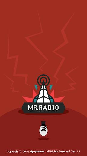 Mr. RADIO