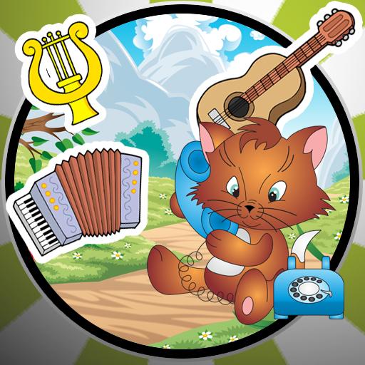 休闲の赤ちゃんのための猫とゲーム LOGO-記事Game