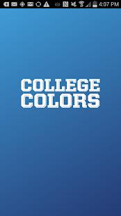 College Colors- screenshot thumbnail