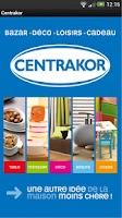 Screenshot of CENTRAKOR