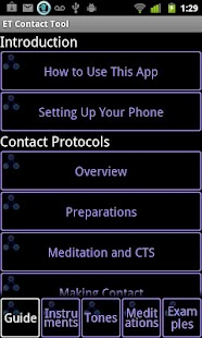 ET Contact Tool- screenshot thumbnail
