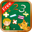 QCat - Kids Math Plus (Free) icon