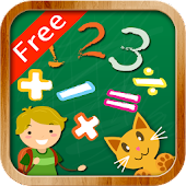 QCat - Kids Math Plus (Free)