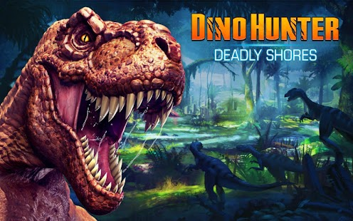 DINO HUNTER: DEADLY SHORES - screenshot thumbnail
