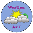 Weather ACE mobile app icon