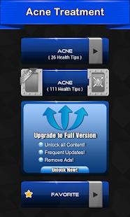 Acne Treatment + Remedies screenshot