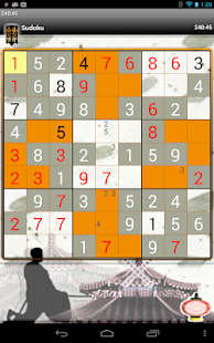 Sudoku Ninja Free - screenshot thumbnail