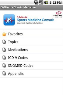 5-Minute Sports Medicine- screenshot thumbnail