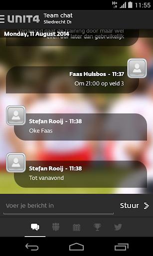 【免費運動App】Mijn Team-APP點子