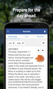 Horoscopes & Tarot - screenshot thumbnail
