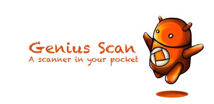 Genius Scan - ver. 1.1