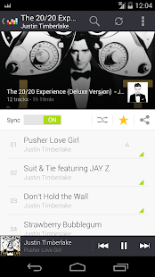Deezer - screenshot thumbnail