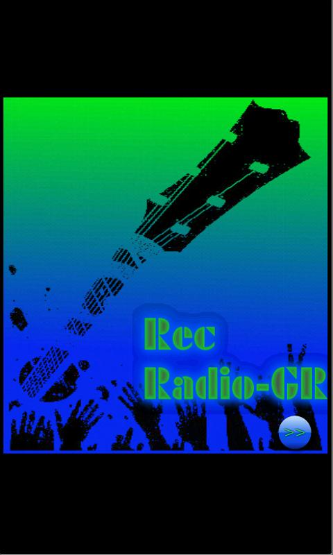 Rec.Radio-GR - screenshot
