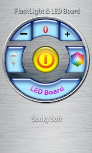 Free Flashlight & LED Board - screenshot thumbnail