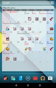 Jorte Calendar & Organizer- screenshot thumbnail