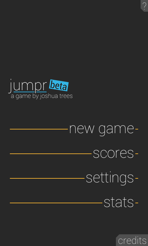 jumpr- screenshot