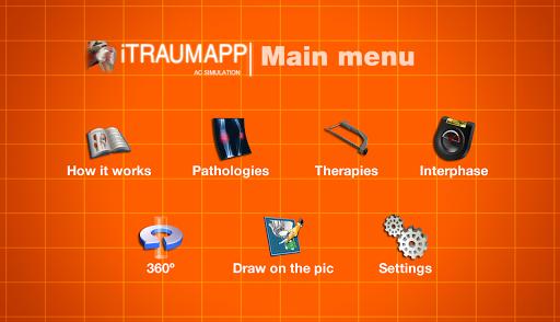 iTraumApp Shoulder Pro