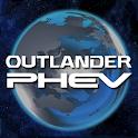 OUTLANDER PHEV 三菱リモートコントロール icon