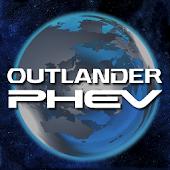Outlander PHEV remote control