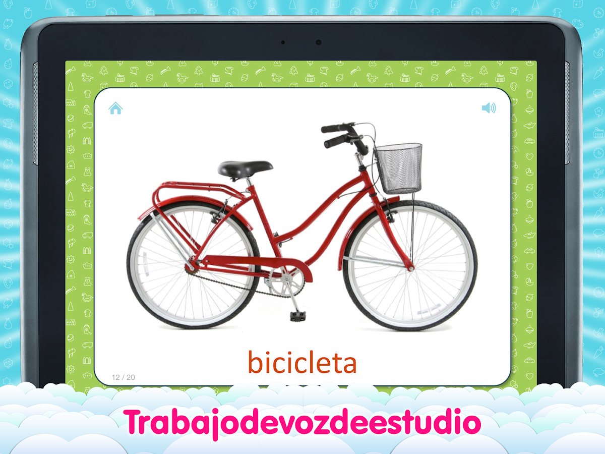 Flashcards for Kids in Spanish- screenshot