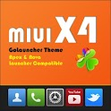MIUI X4 Go/Apex/ADW Theme PRO icon