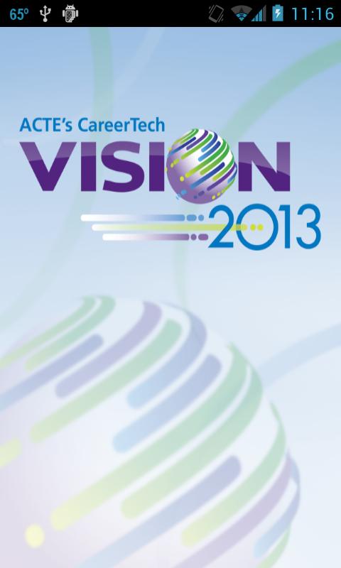 CareerTech VISIONmobile - screenshot