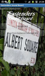 Eastenders Soundboard - screenshot thumbnail