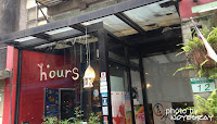 h*ours咖啡店