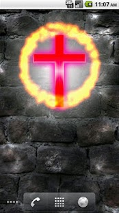 Crosses Live Wallpaper Free - screenshot thumbnail