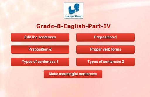 Grade-8-English-Part-4