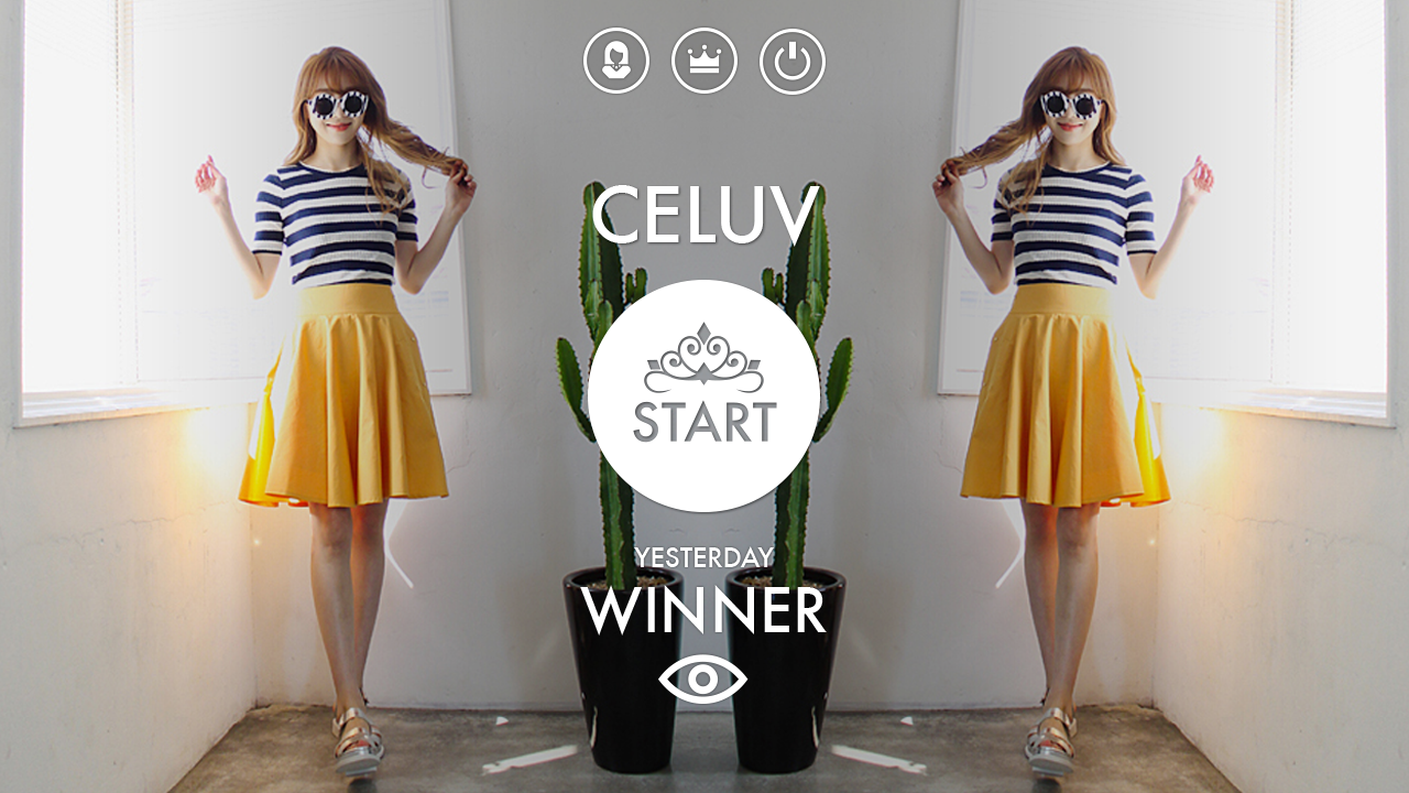 CELUV Style,Fashion,Shop,Model - screenshot