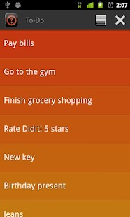 Did it | Free To-Do List - screenshot thumbnail