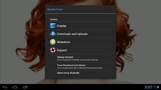ShutterFolio, for Shutterfly v2.5.3