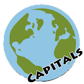 Capitals Quiz - Geography Game