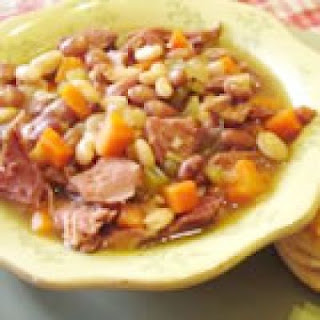 Basic Bean Soup