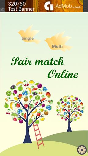 Pair Match Online