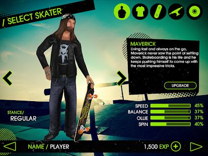 9 Skateboard Party 2 Lite App screenshot