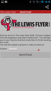 The Lewis Flyer - screenshot thumbnail