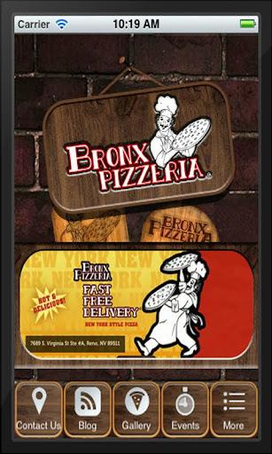 Bronx Pizzeria