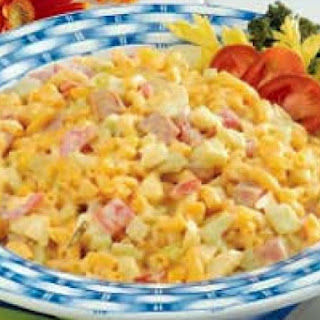 Speedy Ham and Macaroni