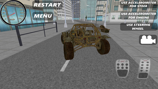 Buggy Simulator HD- screenshot thumbnail