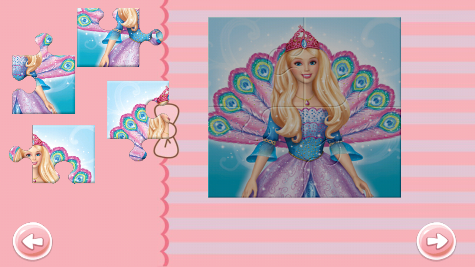 Princess Puzzle For Toddlers 2- screenshot