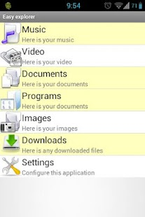 Easy File Manager PRO - screenshot thumbnail