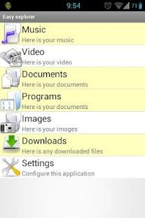 Easy File Manager PRO- screenshot thumbnail