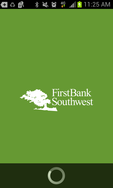 FirstBank Southwest - screenshot