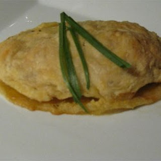 Nancy's Chicken in Puff Pastry.