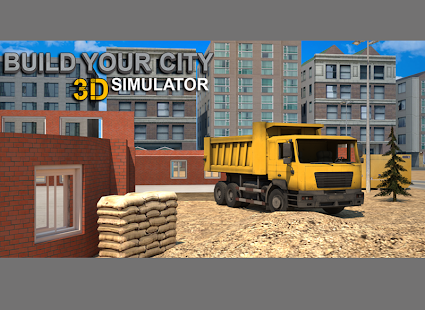 Build your city 3d simulator android apps on google play for Home building simulator