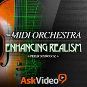 Realistic MIDI Orchestration