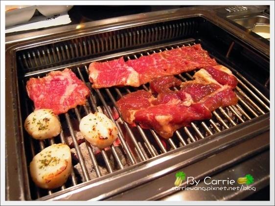 【台中韓式燒烤】兩班家無煙韓式碳烤.貴族般的享受